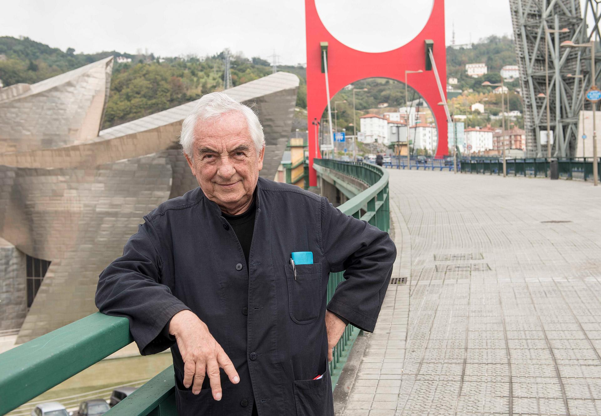 Daniel Buren | Artistas | Guggenheim Bilbao Museoa