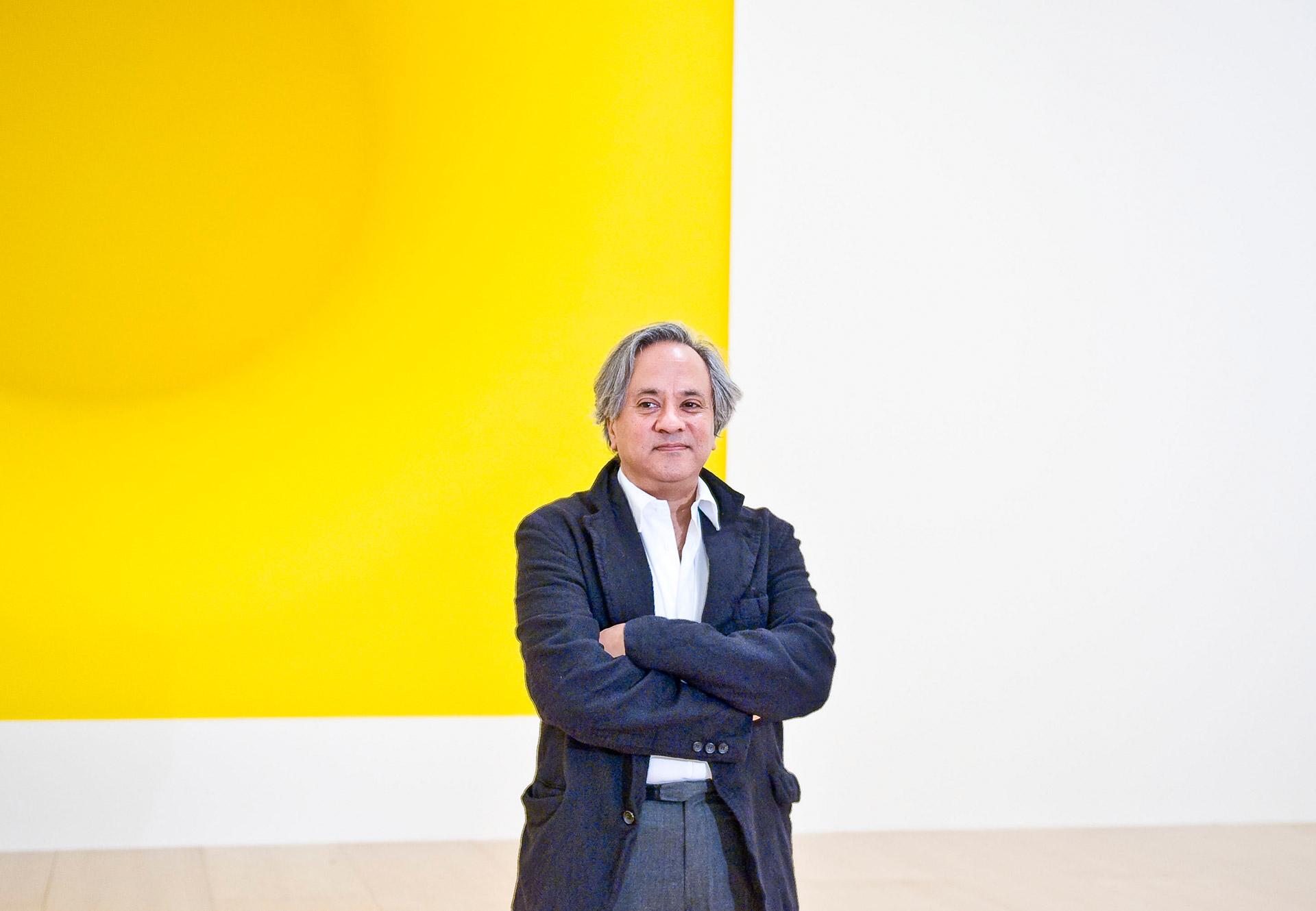 Anish Kapoor | Artistas | Guggenheim Bilbao Museoa