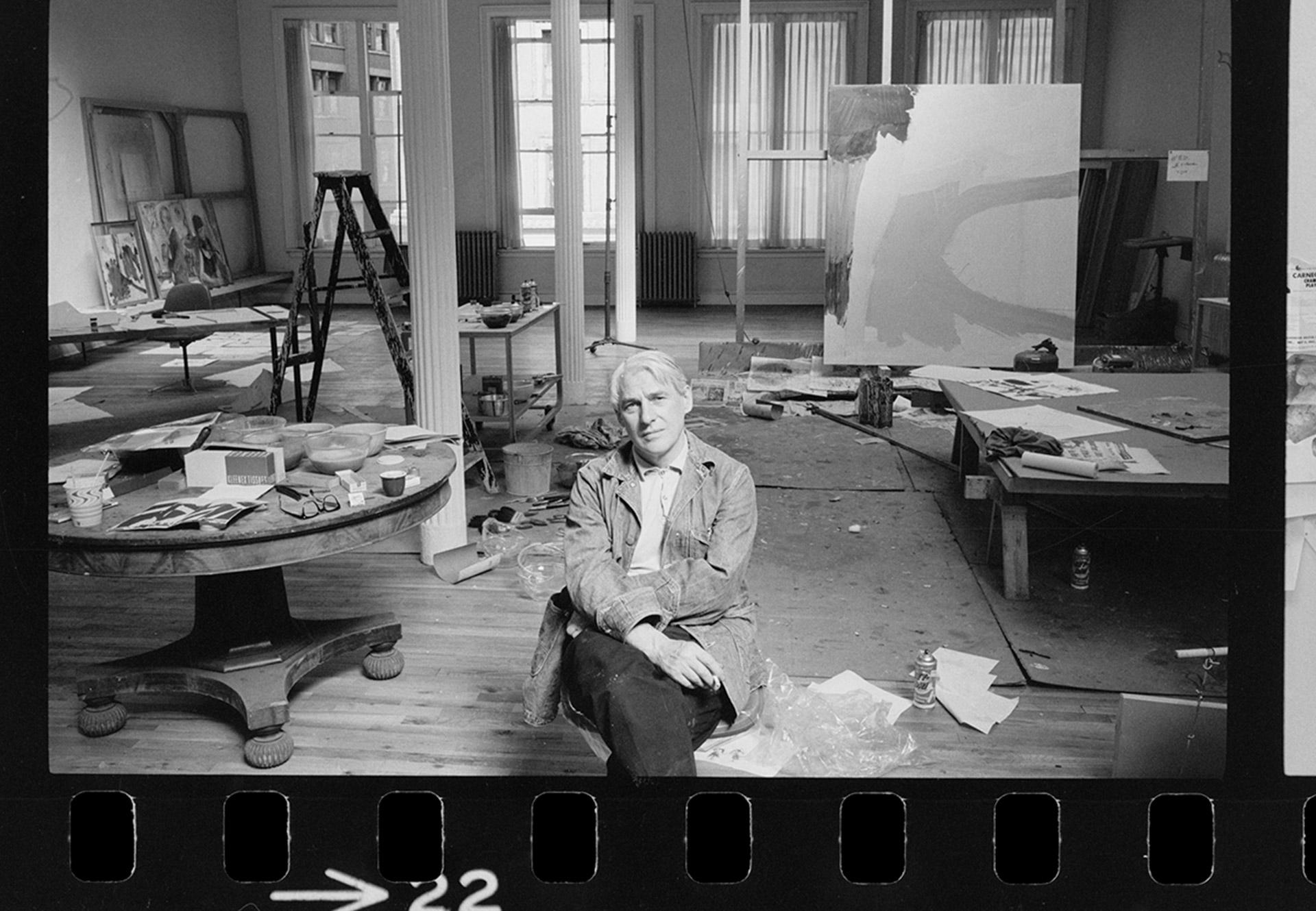 Willem de Kooning | Artistas | Guggenheim Bilbao Museoa