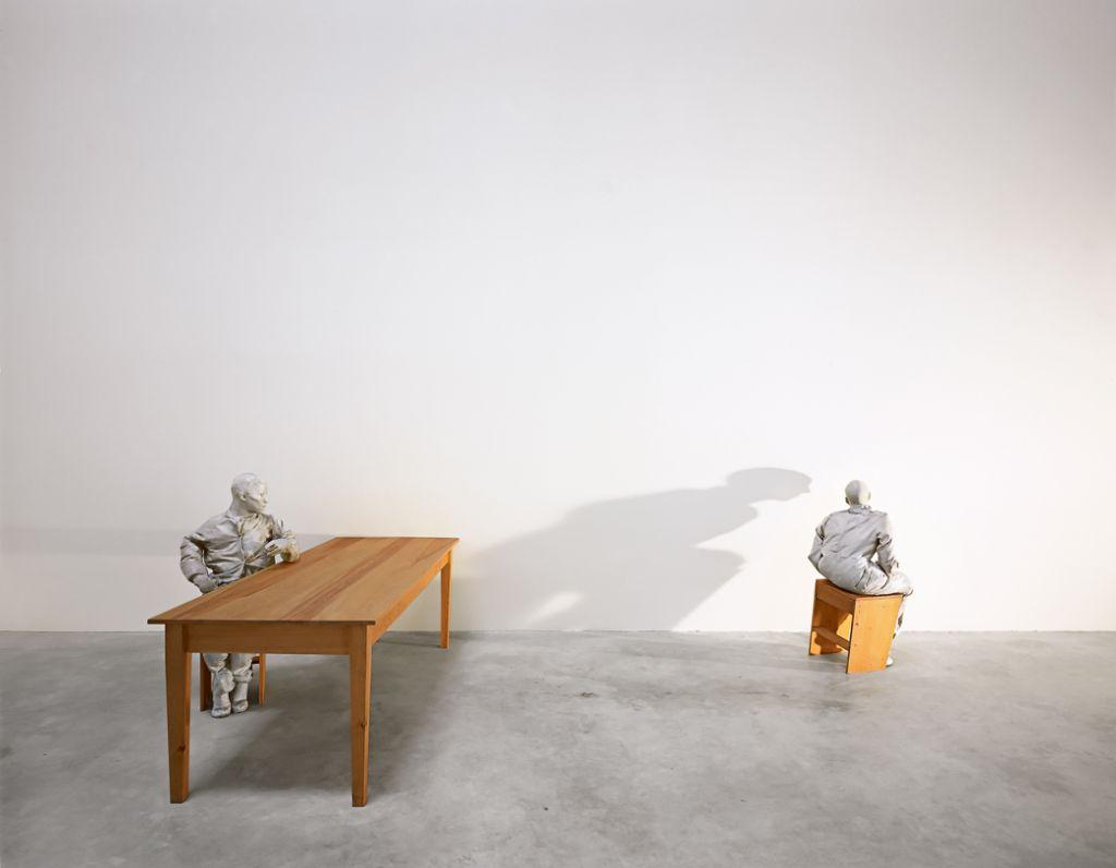 Itzala eta ahoa | Juan Muñoz | Guggenheim Bilbao Museoa