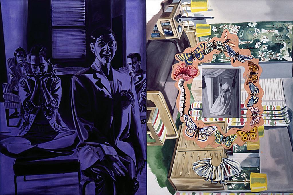 Comédie | David Salle | Guggenheim Bilbao Museoa