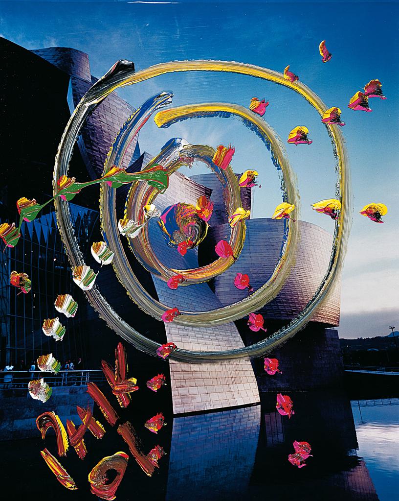 Boceto para Modulación en síncrono | Nam Jun Paik | Guggenheim Bilbao Museoa