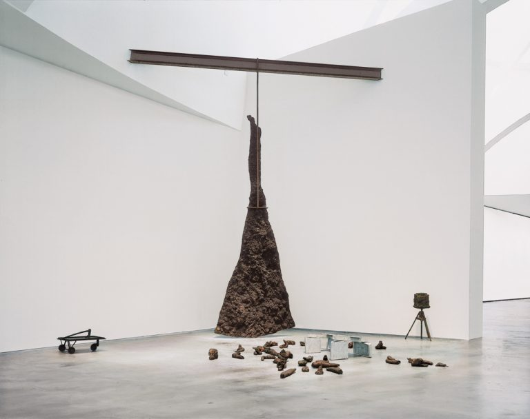 Lightning with stag in its glare | Joseph Beuys | Guggenheim Bilbao Museoa