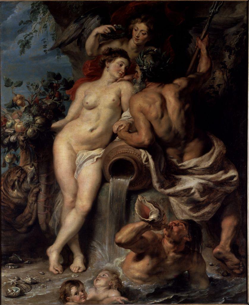 Lurraren eta uraren batasuna |Peter Paul Rubens | Guggenheim Bilbao Museoa