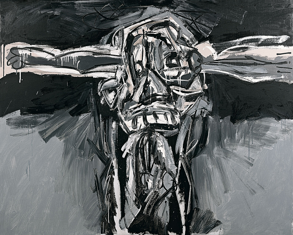 Crucifixión | Antonio Saura | Guggenheim Bilbao Museoa