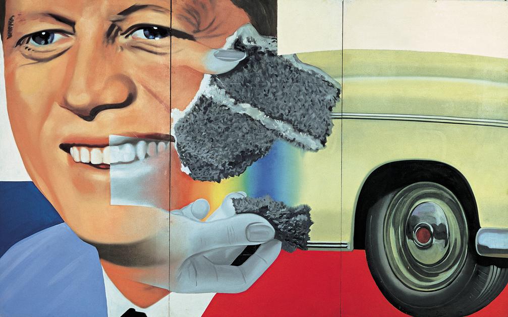 President Elect | James Rosenquist | Guggenheim Bilbao Museoa