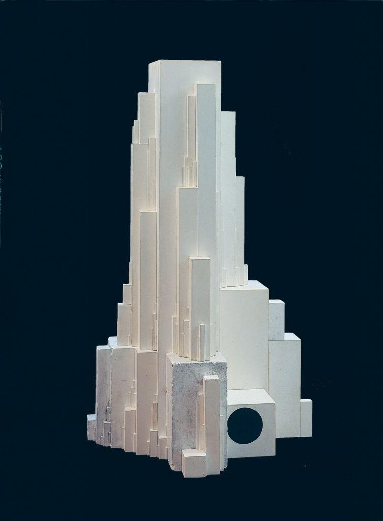 Gota Arkitektoia | Kazimir Malevich | Guggenheim Bilbao Museoa