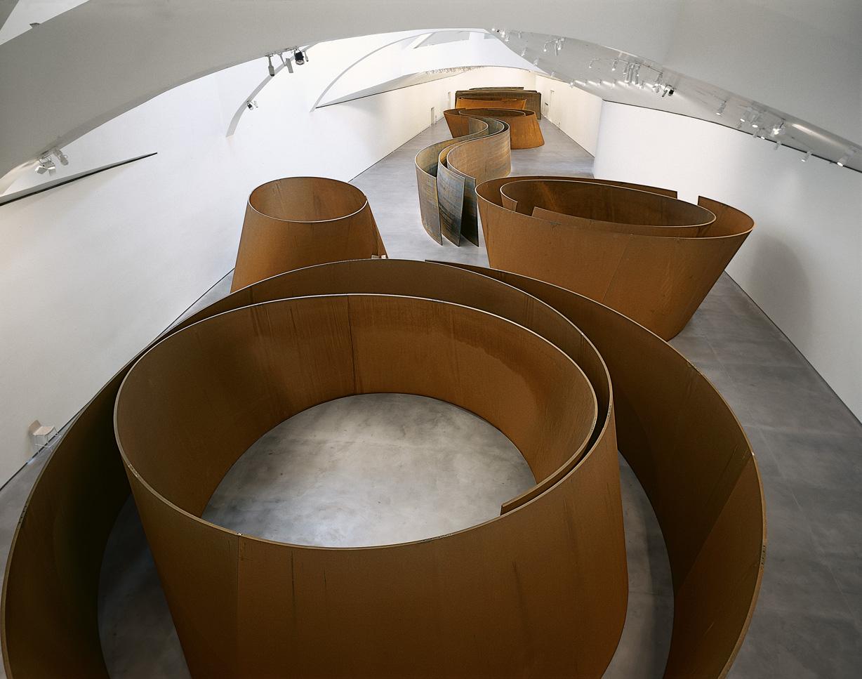 Denboraren materia | Richard Serra | Guggenheim Bilbao Museoa