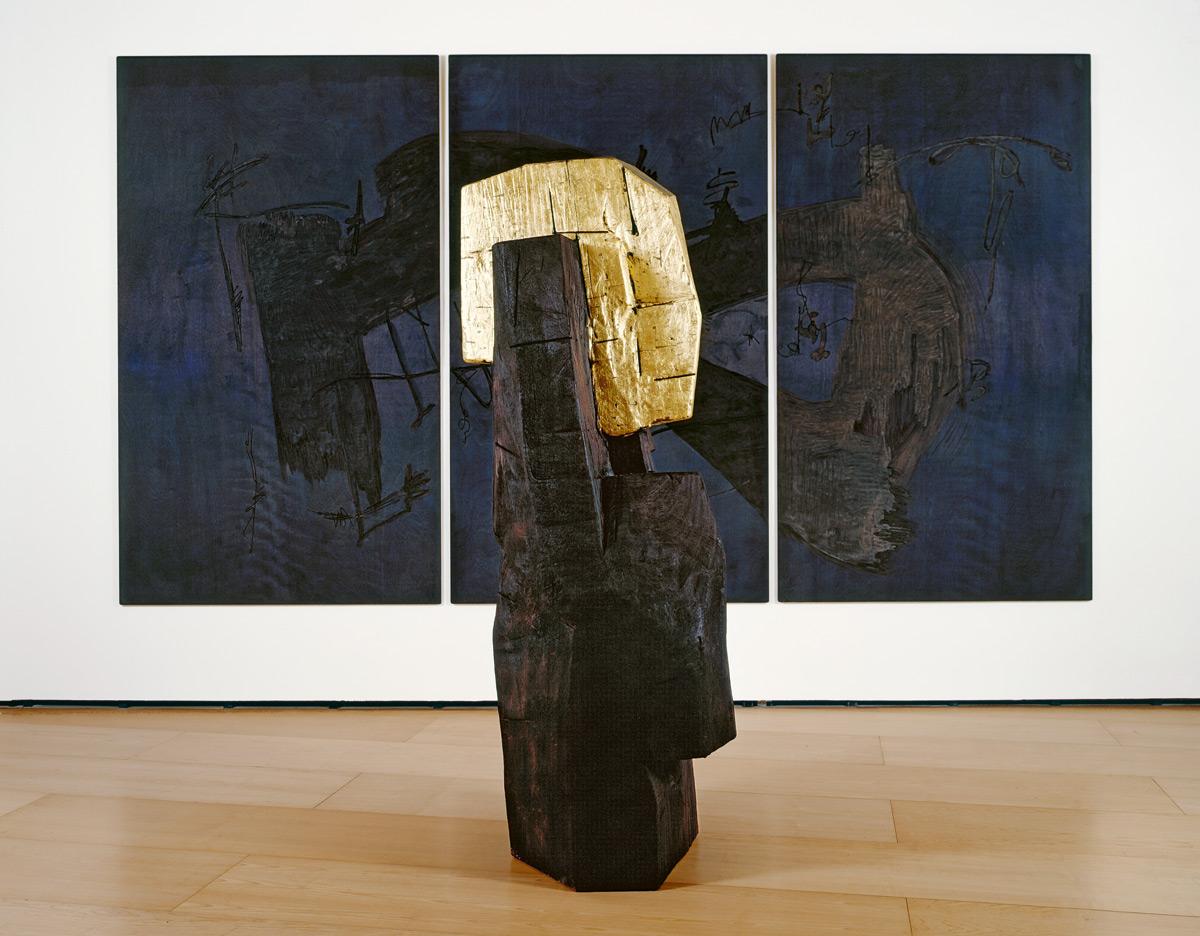 Setioa I | Koldobika Jauregi | Guggenheim Bilbao Museoa
