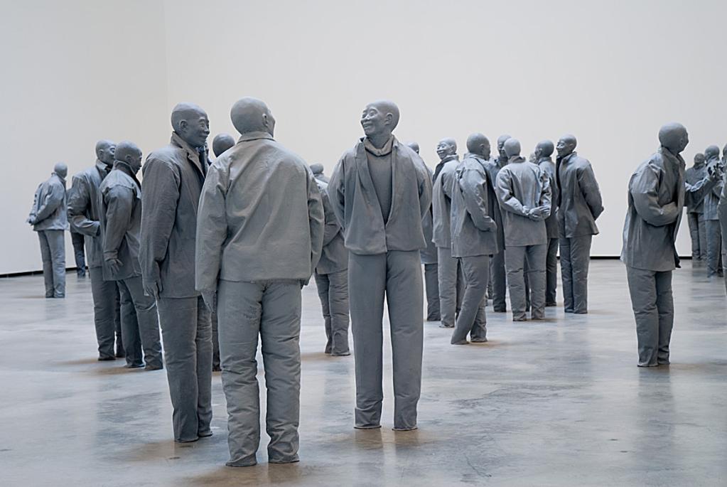 Juan Muñoz: A retrospective | Guggenheim Museum Bilbao