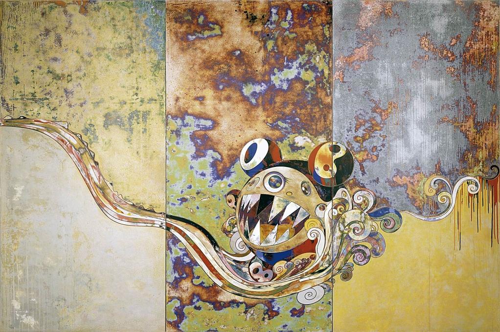 727-727 | Takashi Murakami | Guggenheim Bilbao Museoa