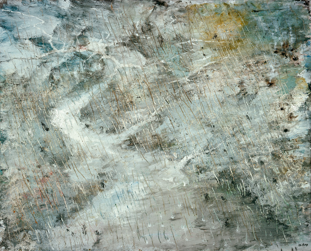 Le déluge | Miquel Barceló | Guggenheim Bilbao Museoa