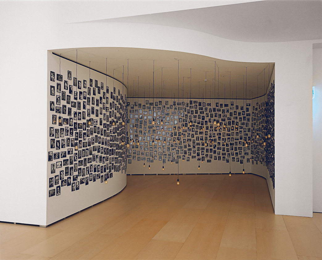 Gizakiak | Christian Boltanski | Guggenheim Bilbao Museoa