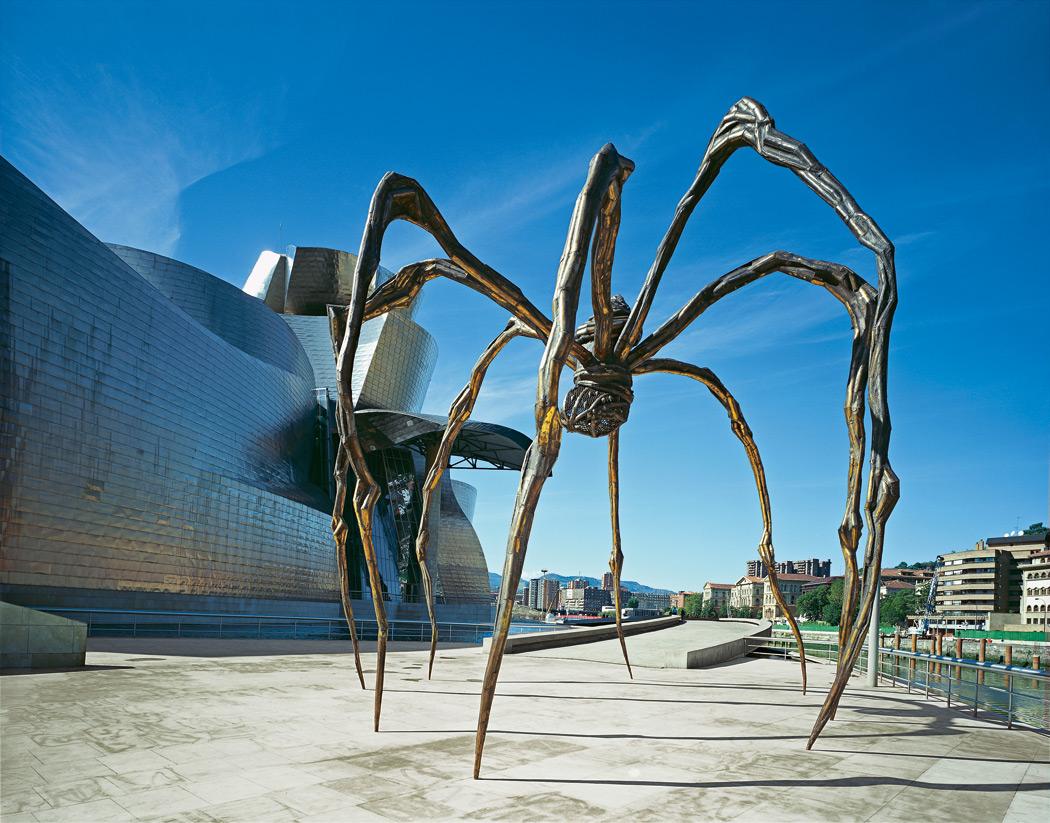 Maman | Louise Bourgeois | Guggenheim Bilbao Museoa