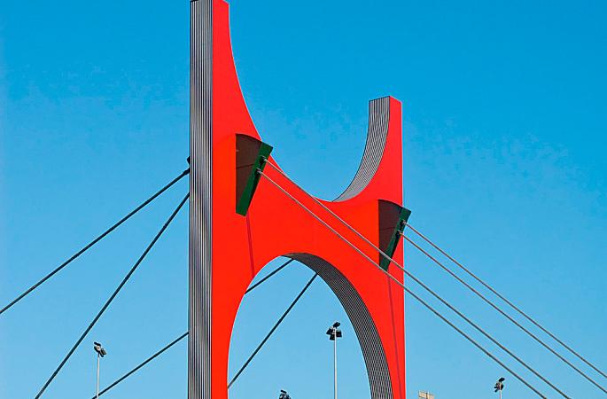 Arcos rojos
