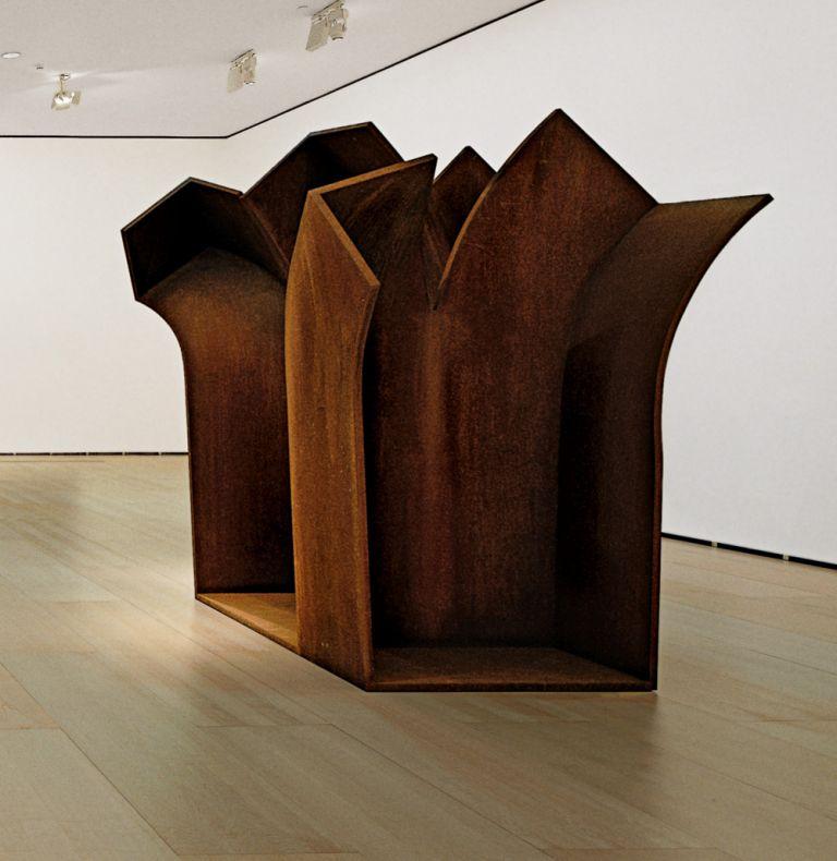 Consejo al espacio V | Eduardo Chillida | Guggenheim Bilbao Museoa