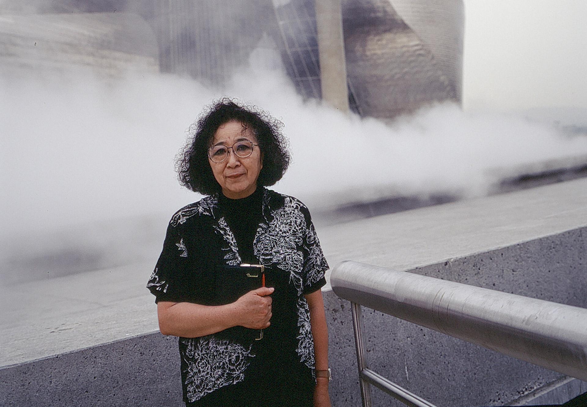 Fujiko Nakaya | Artista | Guggenheim Bilbao Museoa