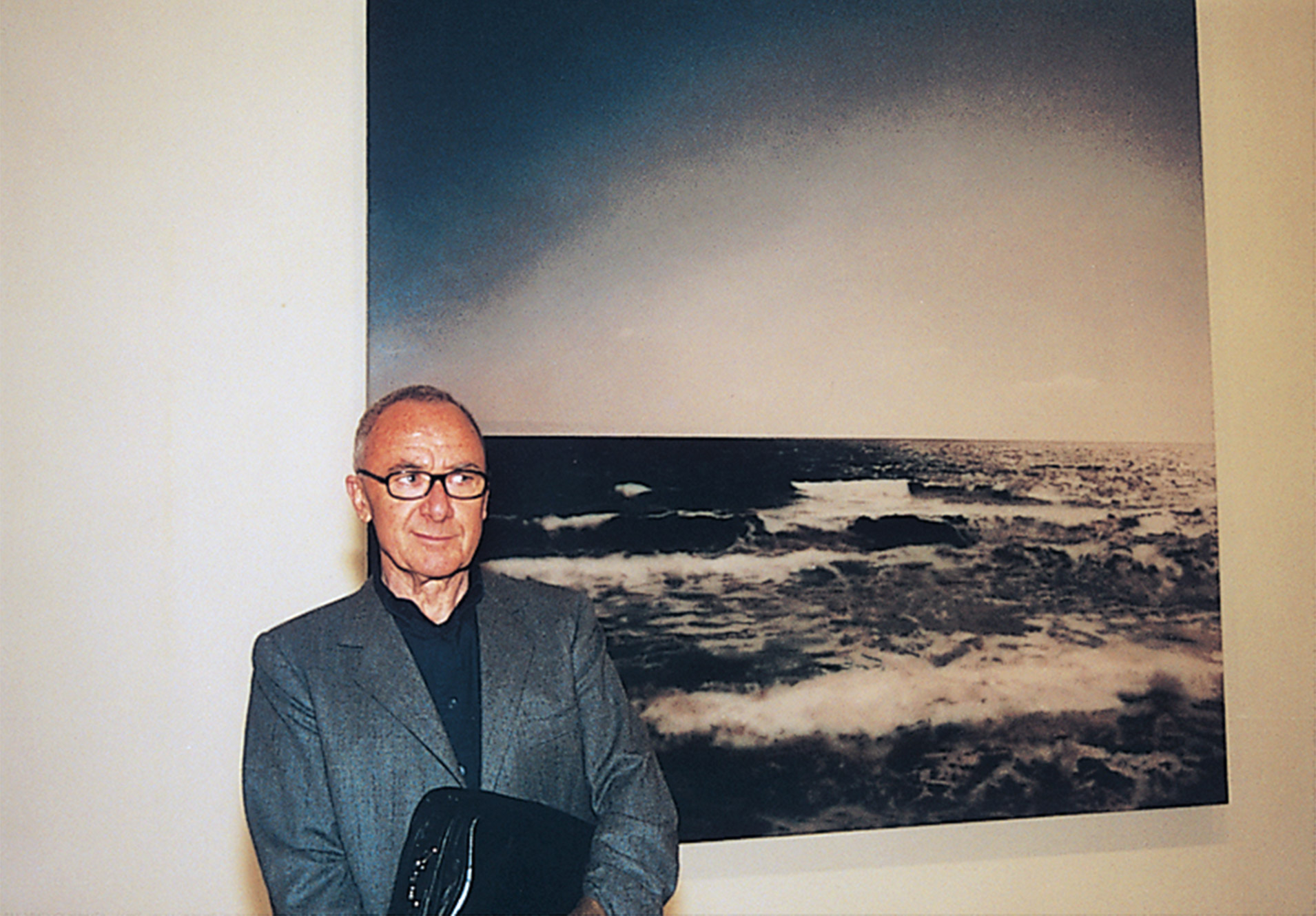 Gerhard Richter | Artistas | Guggenheim Bilbao Museoa