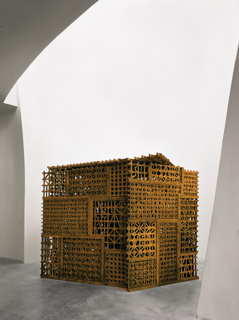 Sin título (Celosía II) | Cristina Iglesias | Guggenheim Bilbao Museoa