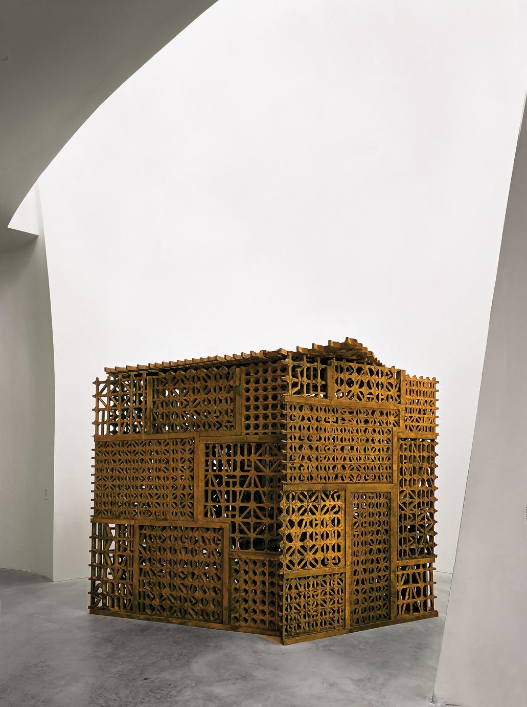 Untitled (Jealousy II) | Cristina Iglesias | Guggenheim Bilbao Museoa