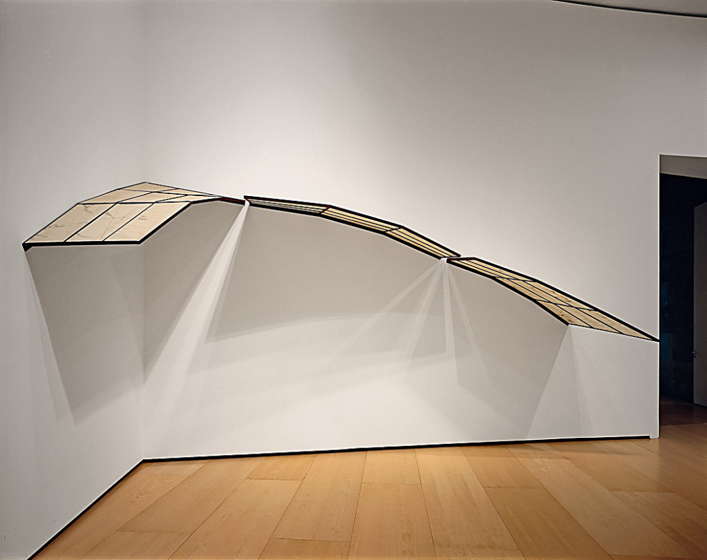 Titulurik gabea (Alabastro gela) | Cristina Iglesias | Guggenheim Bilbao Museoa