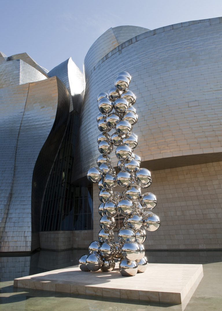 Tall tree & the eye | Anish Kapoor | Guggenheim Bilbao Museoa