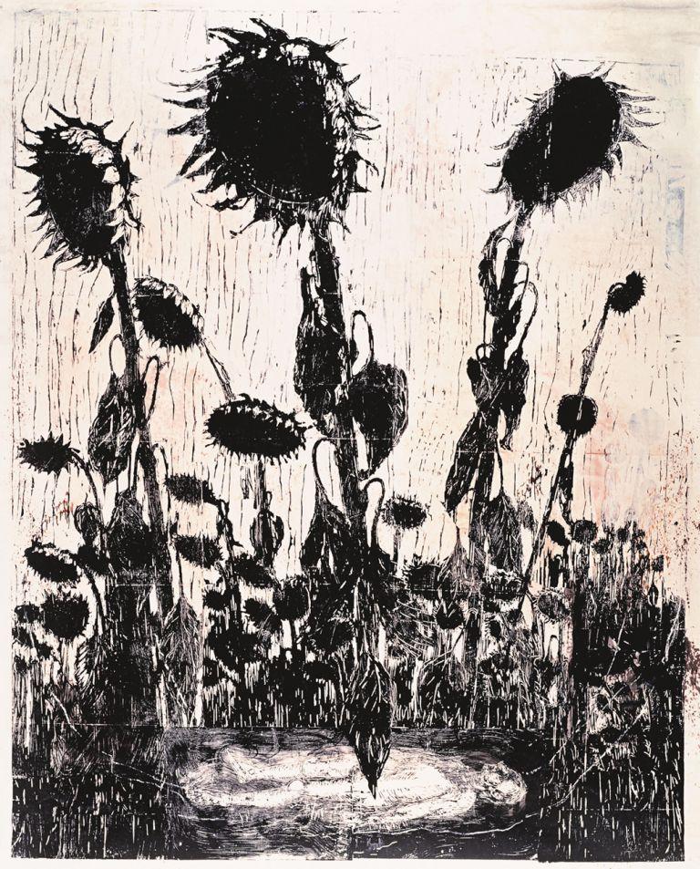 Sunflowers | Anselm Kiefer | Guggenheim Bilbao Museoa