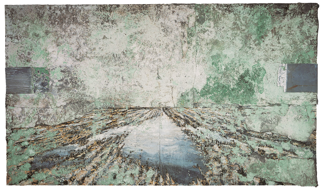 The Land of the Two Rivers | Anselm Kiefer | Guggenheim Bilbao Museoa
