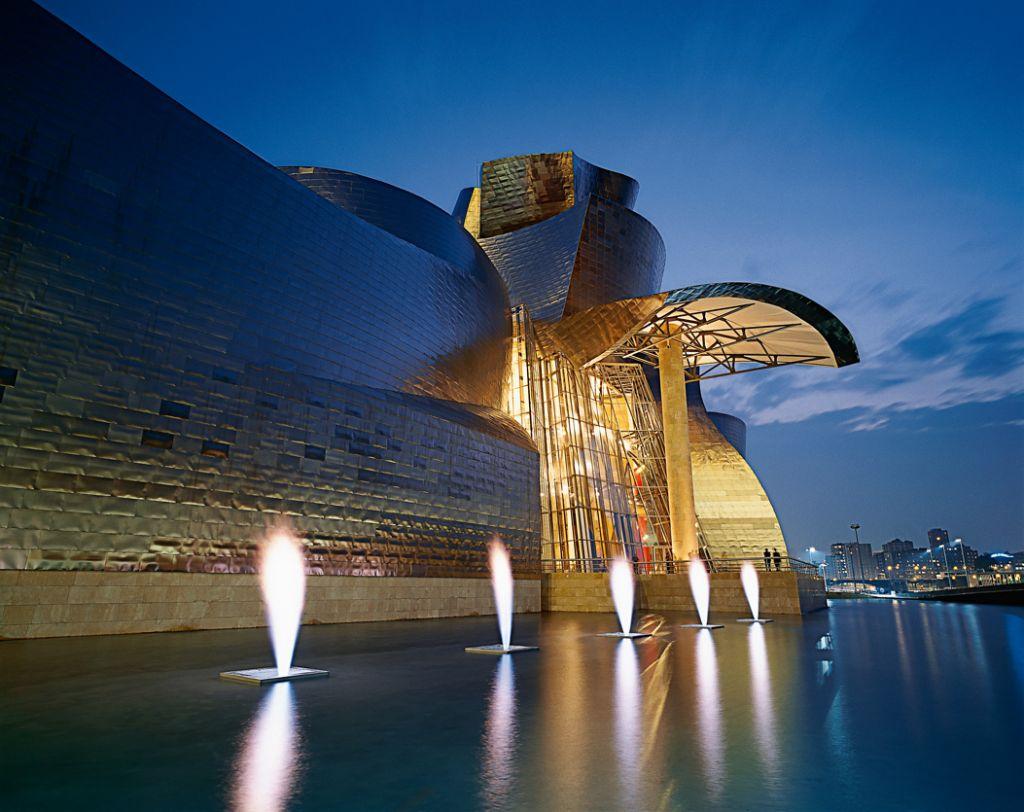 Fontaine de feu | Yves Klein | Guggenheim Bilbao Museoa