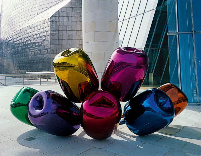 Tulipanes | Jeff Koons | Guggenheim Bilbao Museoa