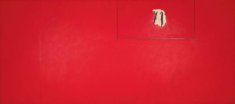 Estudio fenicio rojo | Robert Motherwell | Guggenheim Bilbao Museoa