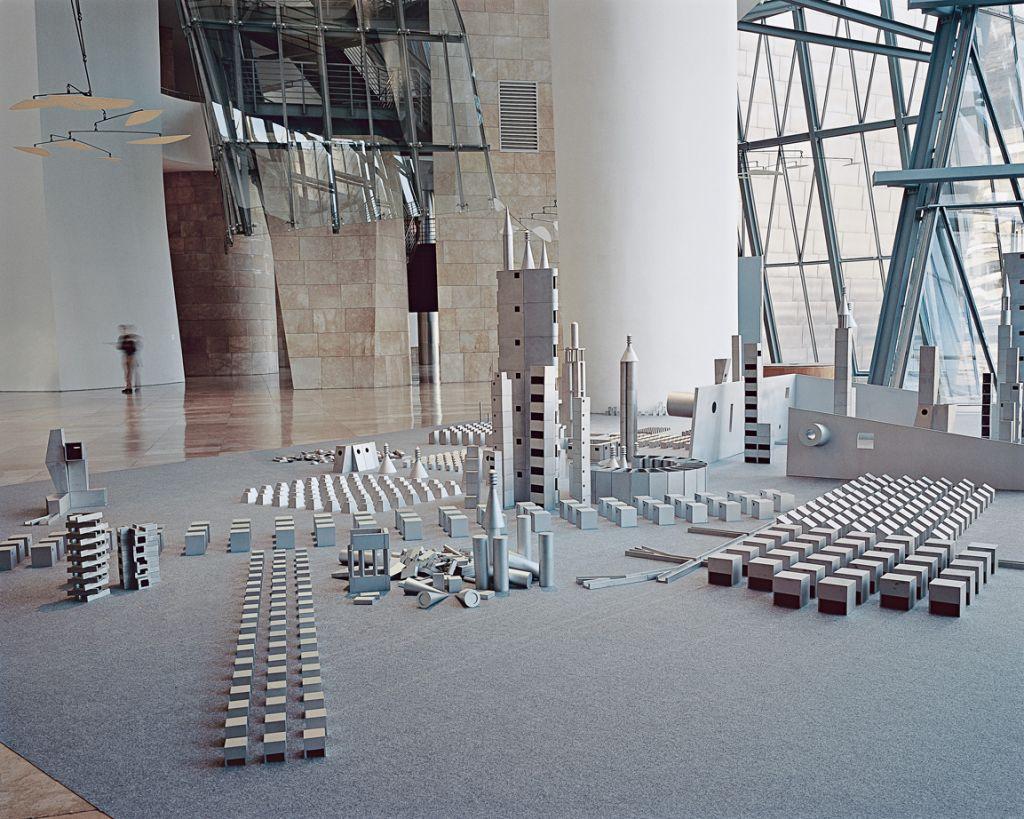 Zure mundua, zure hiria | Miquel Navarro | Guggenheim Bilbao Museoa