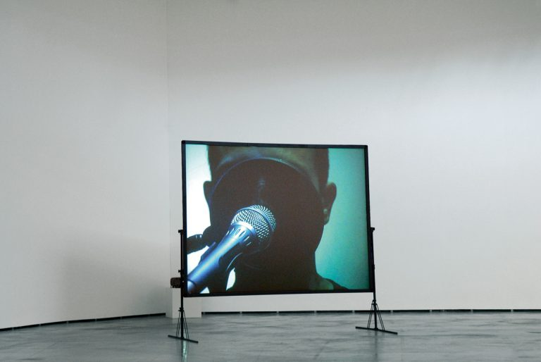 Irrintzi | Itziar Okariz | Guggenheim Bilbao Museoa