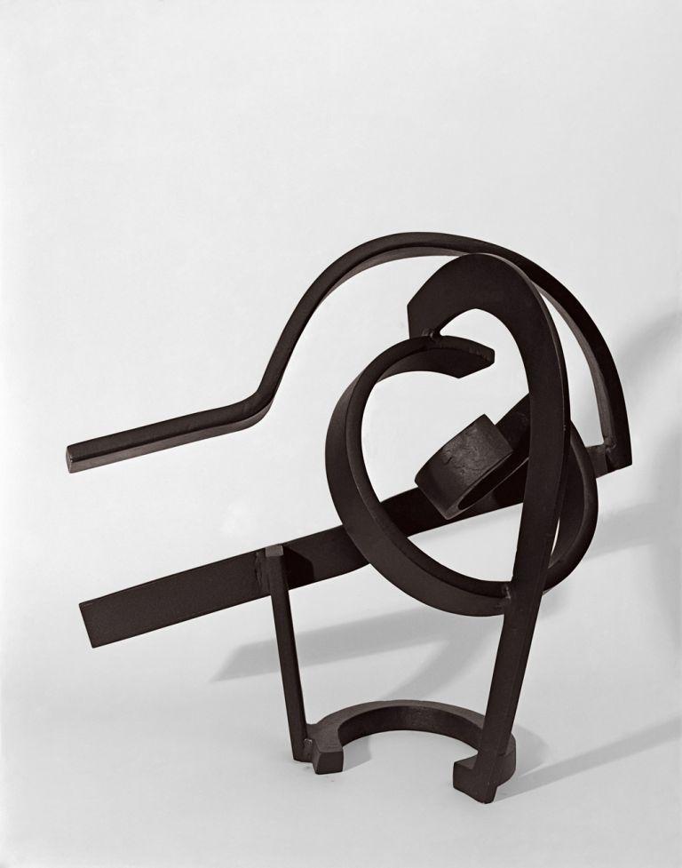 Ensayo de desocupación de la esfera | Jorge Oteiza | Guggenheim Bilbao Museoa