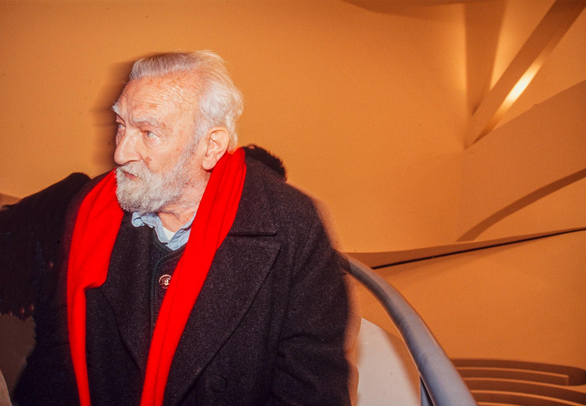 Jorge Oteiza | Artistas | Guggenheim Bilbao Museoa
