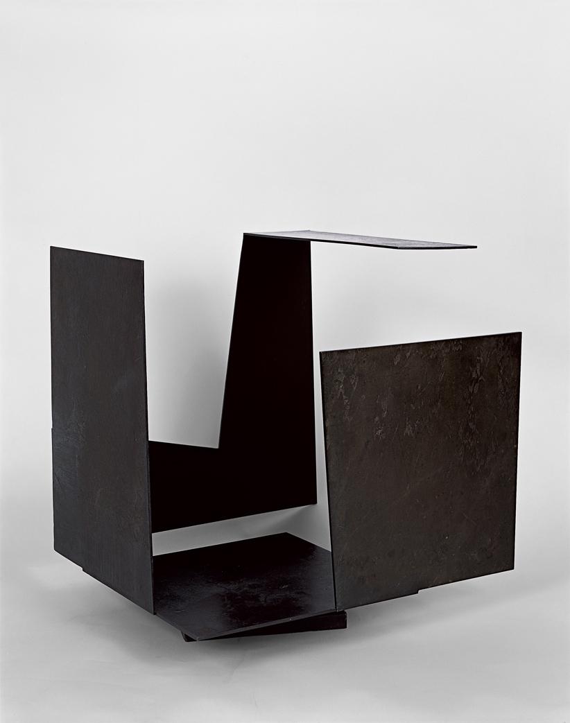Boîte vide avec grande ouverture | Jorge Oteiza | Guggenheim Bilbao Museoa