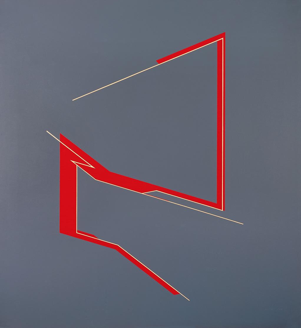 Zeinua I | Pablo Palazuelo | Guggenheim Bilbao Museoa