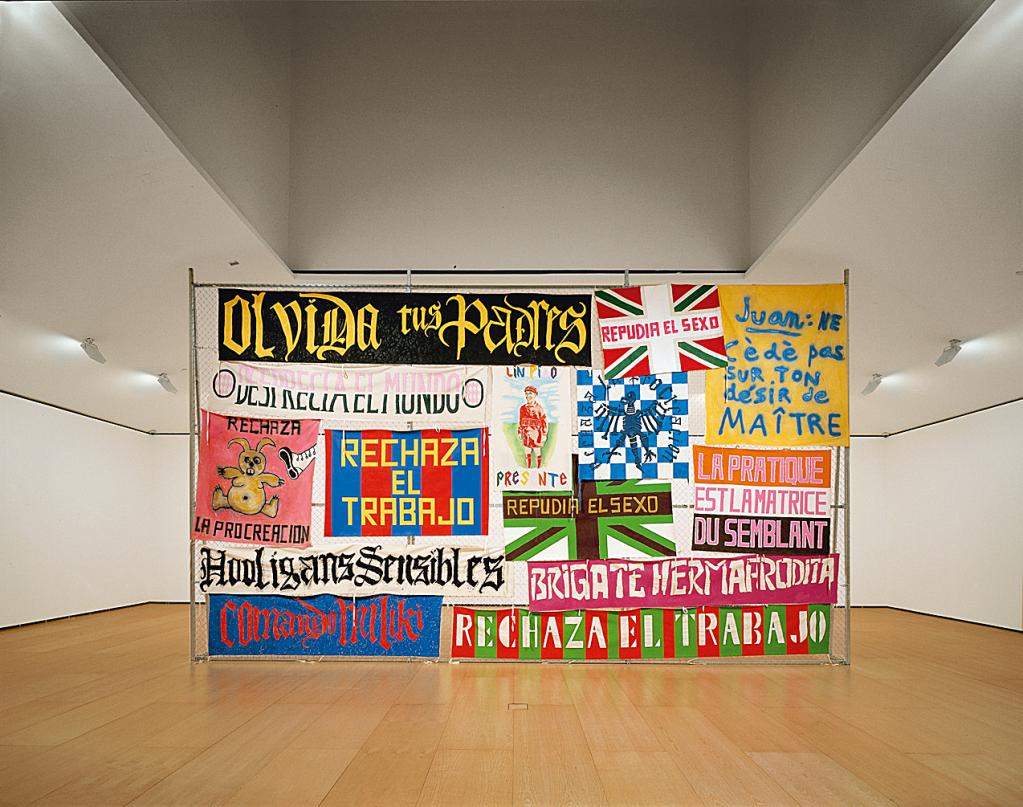 Project turned into installation | Juan Pérez Agirregoikoa | Guggenheim Bilbao Museoa