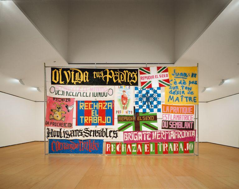 Instalazio bilakatutako proiektua | Juan Pérez Agirregoikoa | Guggenheim Bilbao Museoa
