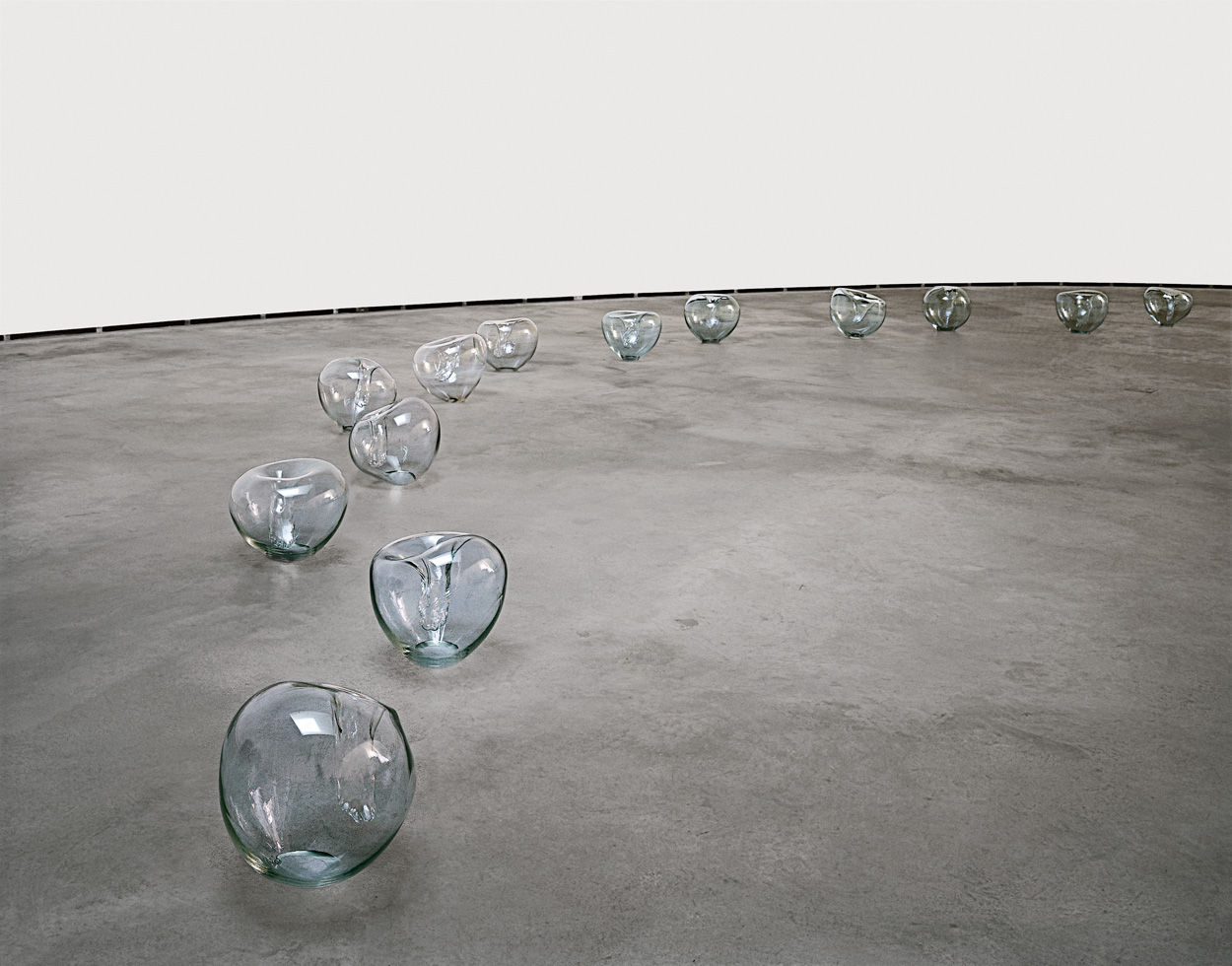Levitas | Javier Pérez | Guggenheim Bilbao Museoa