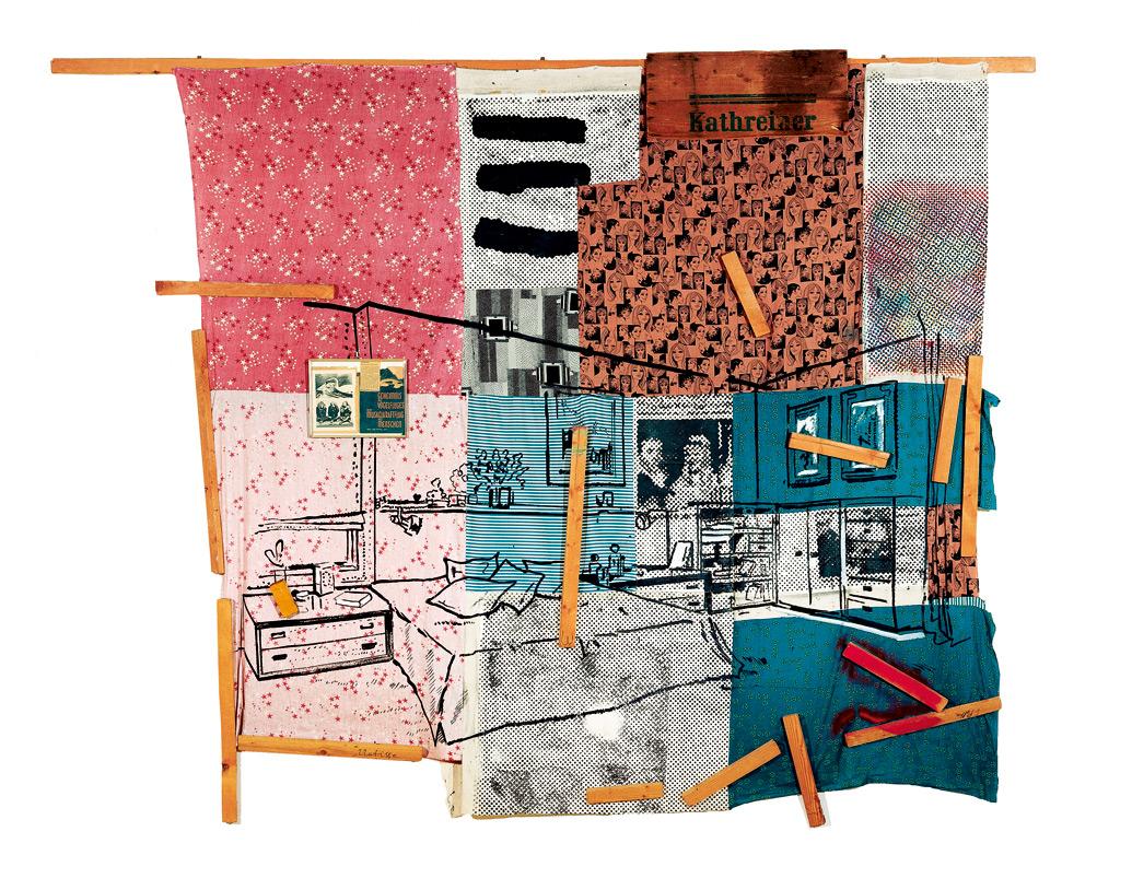 L'érection matinale de Kathreiner | Sigmar Polke | Guggenheim Bilbao Museoa