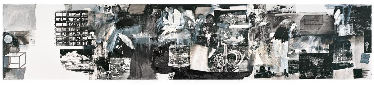 Gabarra | Robert Rauschenberg | Guggenheim Bilbao Museoa