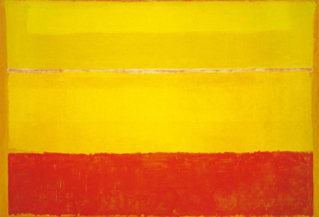 Sin título | Mark Rothko | Guggenheim Bilbao Museoa