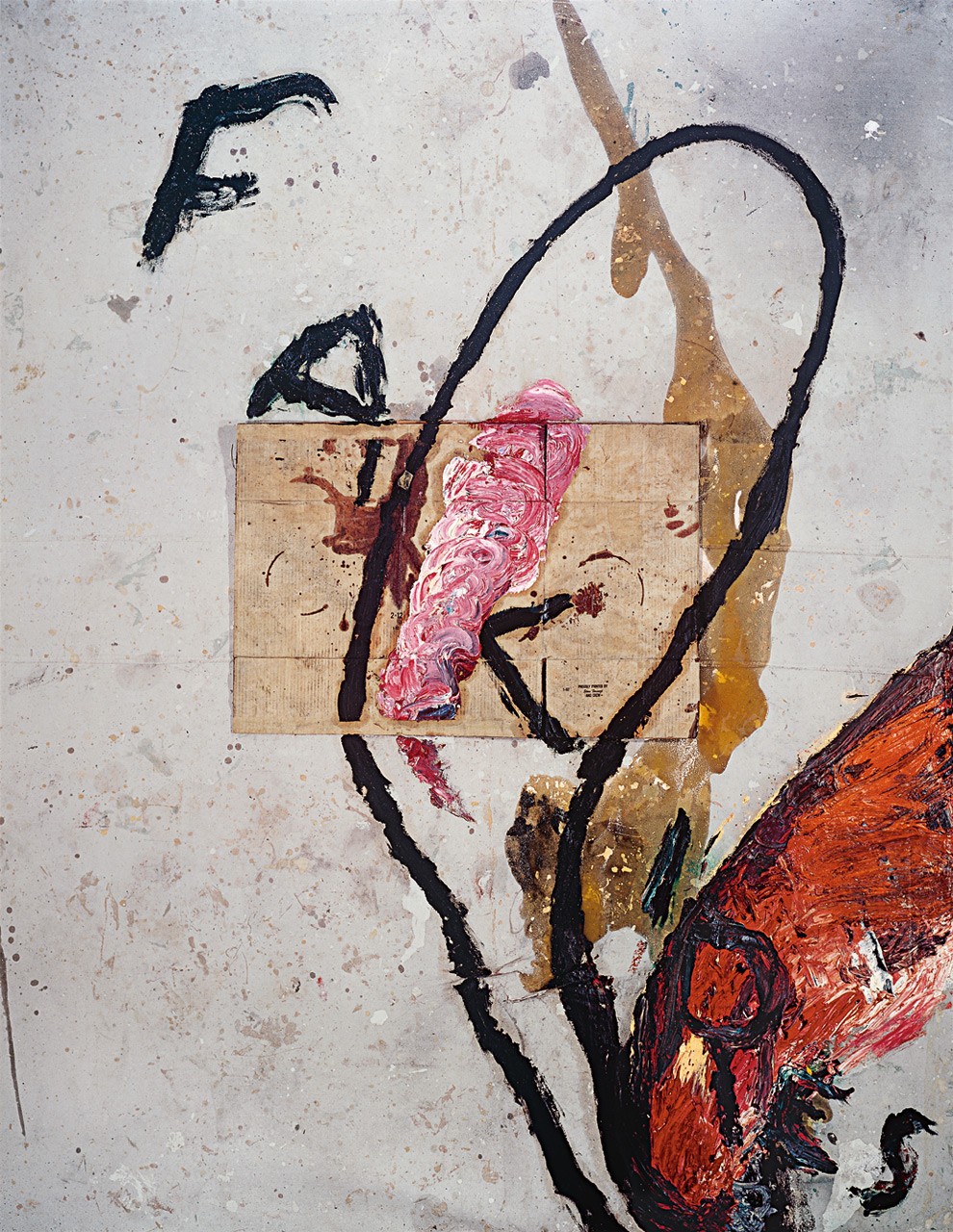 Fakires | Julian Schnabel | Guggenheim Bilbao Museoa