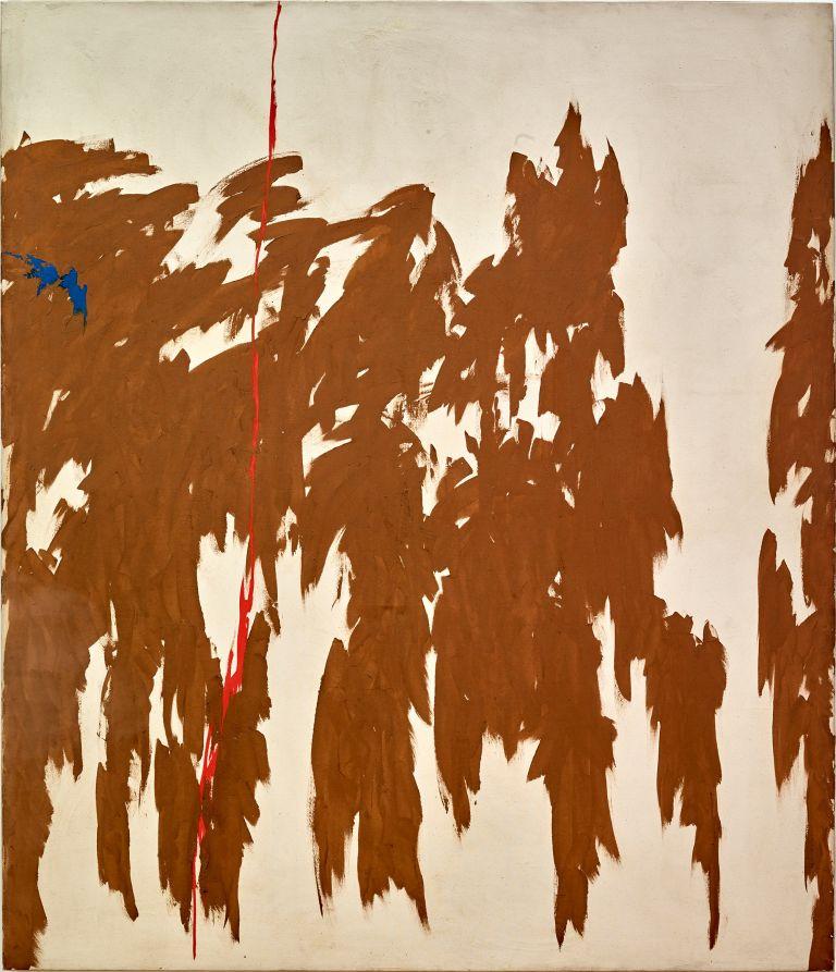 Sin título | Clyfford Still | Guggenheim Bilbao Museoa