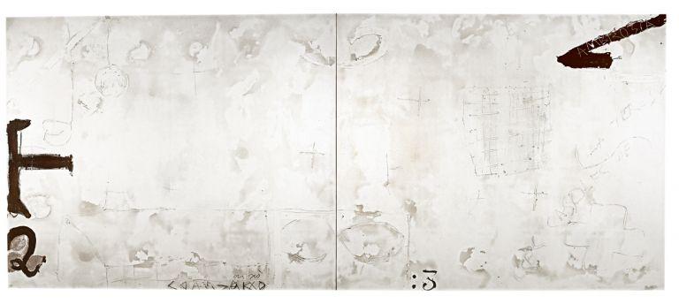 Ambrosía | Antoni Tàpies | Guggenheim Bilbao Museoa