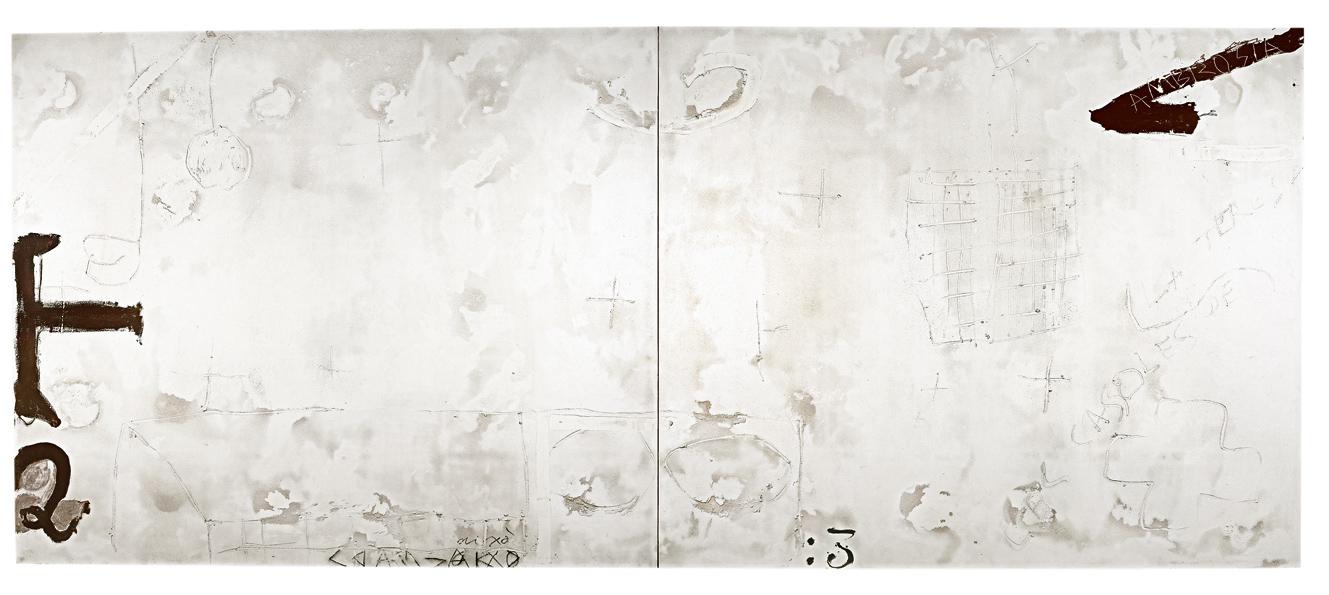 Anbrosia | Antoni Tàpies | Guggenheim Bilbao Museoa