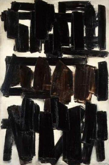 Pintura, 20 de noviembre | Pierre Soulage | Guggenheim Bilbao Museoa