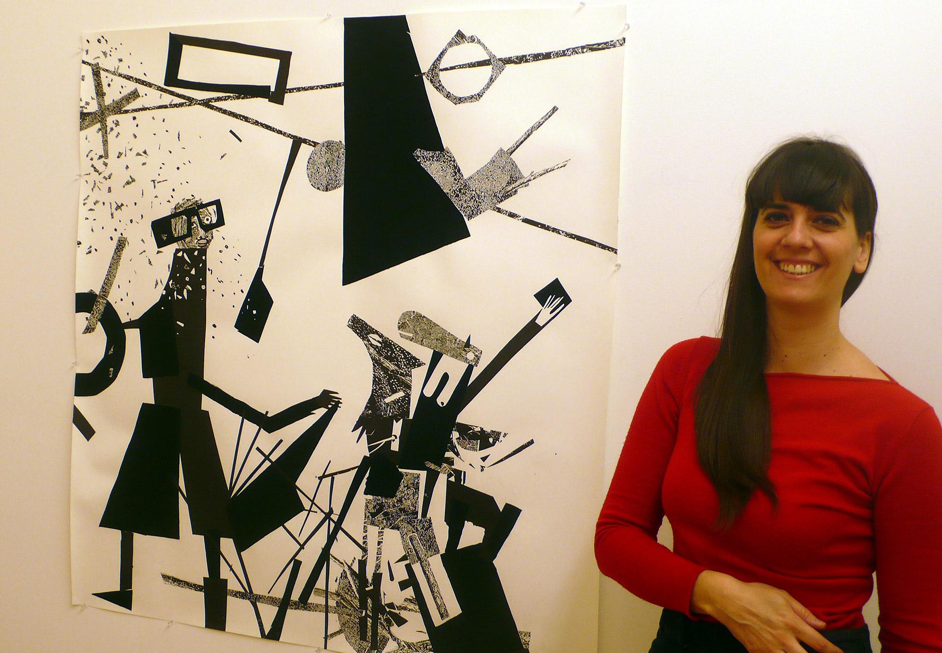 Abigail Lazkoz | Artistas | Guggenheim Bilbao Museoa
