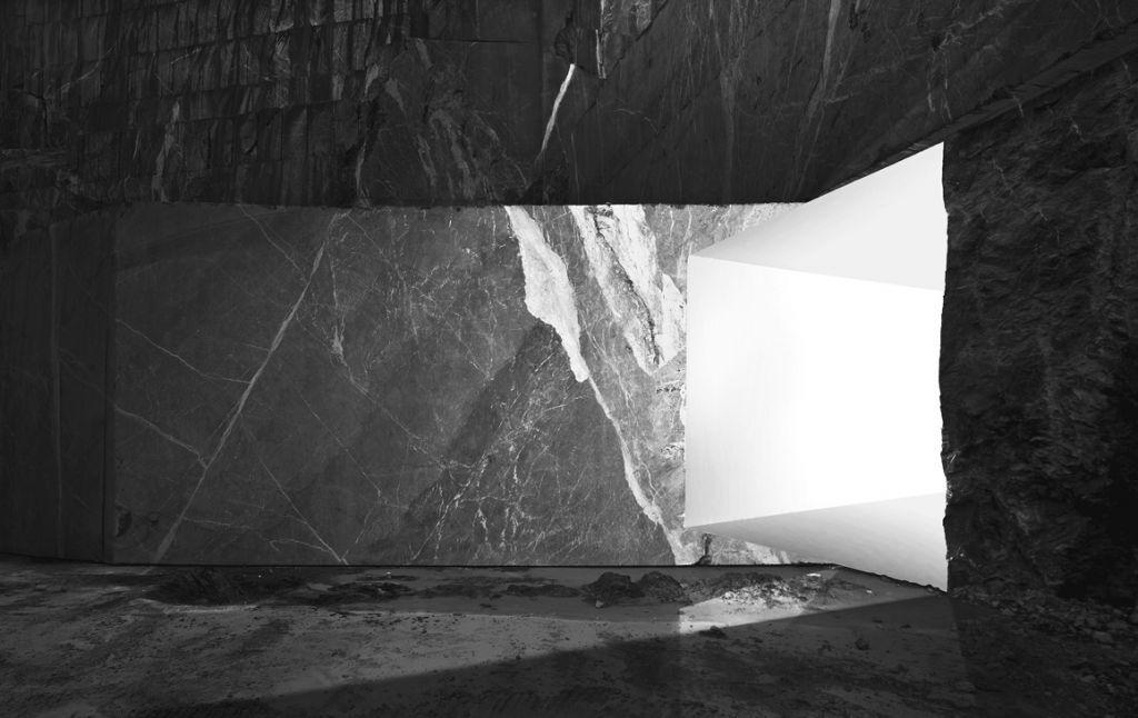 Murs de lumière 011 | Aitor Ortiz | Guggenheim Bilbao Museoa